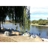 Photo taken at William R. Mason Regional Park by Kate Y. on 12/11/2013