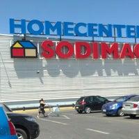 Photo taken at Homecenter Sodimac by Jose M. on 2/16/2013