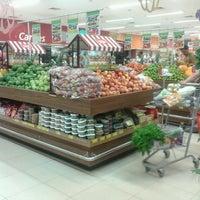 Photo taken at Supermercado Fortaleza Hiper by Catharina S. on 4/5/2013