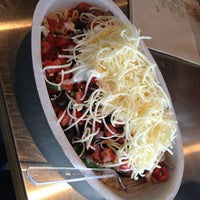Photo taken at Chipotle Mexican Grill by Paul B. on 1/30/2013