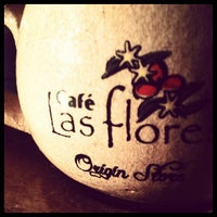 Photo taken at Cafe Las Flores by Hofrat | Clemens S. on 11/22/2011