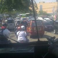 Photo taken at Pertigaan Ulujami by Wide A. on 6/9/2013