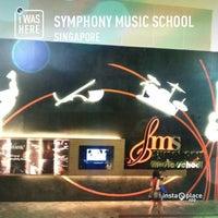 Photo taken at Symphony Music School by Kýlęšm Aārön🌹 ك. on 9/28/2013