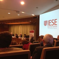 Photo taken at IESE Business School by Ana L. on 6/24/2013