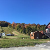 Photo taken at Carinthia Parks at Mount Snow by Doug S. on 10/6/2016