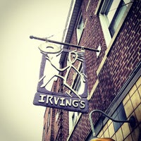 Photo taken at Irving's by David M. on 2/2/2013
