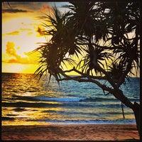 Photo taken at Lanta Sand Resort And Spa Koh Lanta by yashirobe on 10/16/2013