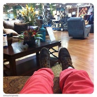 Photo taken at Bob's Discount Furniture by Christopher E. on 9/17/2012