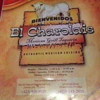 Photo taken at El Charolais by Ron B. on 3/24/2013