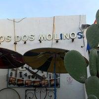 Photo taken at Los Dos Molinos by Carlos B. on 3/20/2013