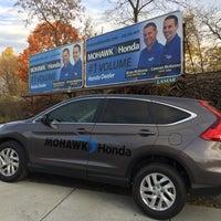 Photo taken at Mohawk Honda by HondaPro J. on 11/5/2016