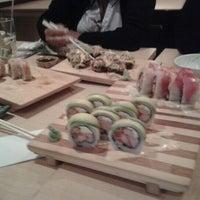 Photo taken at Nobu Sushi by Naty L. on 12/29/2012