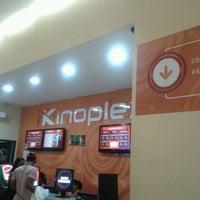 Photo taken at Kinoplex by Juliana R. on 5/3/2013