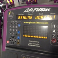 Photo taken at Planet Fitness by Francis L. on 12/1/2013