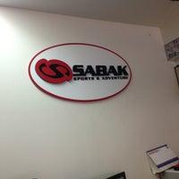 Photo taken at Sabak Sports & Adventure by chito g. on 4/25/2013