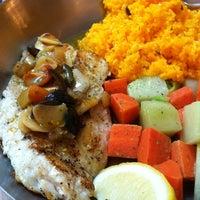 Photo taken at Fish & Co.™ by Tjuntaraga on 4/14/2012