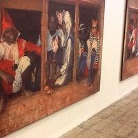 Photo taken at Galleria continua by Cristina L. on 7/16/2014