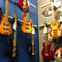Photo taken at Guitar Center by Jonathan N. on 2/9/2013