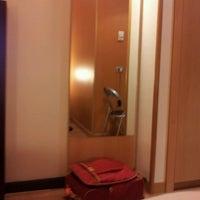 Photo taken at ibis Hotel Padova by Anastacia S. on 4/3/2013