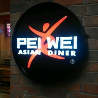 Photo taken at Pei Wei Asian Diner by Abigail C. on 3/7/2013