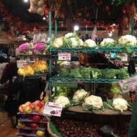 Photo taken at Cafasso's Fairway Market by Patti F. on 11/16/2014