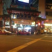 Photo taken at Petaling St. (茨厂街 Chinatown) by Mariya S. on 5/1/2013