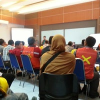 Photo taken at PT. Wilmar Nabati Indonesia by Achiranto L. on 6/3/2013