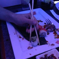 Photo taken at Sushi at The Lake by Jordan A. on 2/1/2013