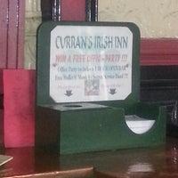 Photo taken at Curran's Irish Inn by Carlos V. on 4/22/2013