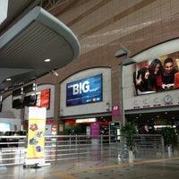 Photo taken at Stesen Sentral Kuala Lumpur by James L. on 1/13/2013