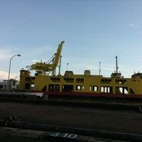 Photo taken at Butterworth Ferry Terminal (Pangkalan Sultan Abdul Halim) by Laychoo O. on 3/17/2013