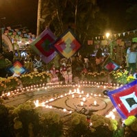 Photo taken at Sayulita by Abril O. on 11/2/2016
