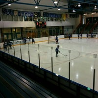 Photo taken at Harry Jerome Rec Centre by Haig S. on 9/27/2015