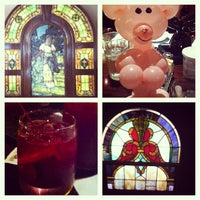 Photo taken at The Old Spaghetti Factory - St. Louis by Bridget F. on 7/7/2013
