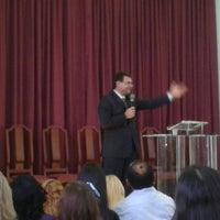 Photo taken at Igreja Adventista da Aldeota by Elano d. on 5/18/2013