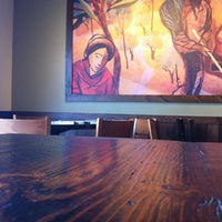 Photo taken at Starbucks by Aaron B. on 2/14/2013
