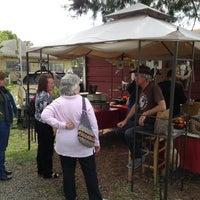 Photo taken at Marshall's Honey Farm by John B. on 4/6/2013