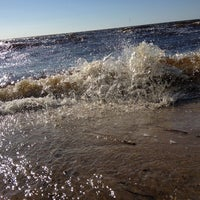 Снимок сделан в Ягринский пляж пользователем Oleg A. 5/26/2013