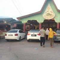 Photo taken at Satay Hut by Muhammad A. on 2/2/2013