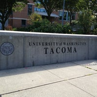 Photo taken at University of Washington Tacoma by Tong M. on 9/7/2013