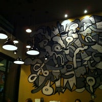Photo taken at Urbe Café Bar by Diego K. on 1/13/2013