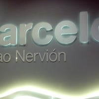 Photo taken at Barceló Bilbao Nervión by Robert G. on 7/10/2013
