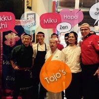 Photo taken at Tojo's Restaurant by Chelsea C. on 4/20/2015
