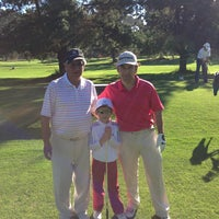 Photo taken at Club de Golf Santo Domingo by Ricardo C. on 5/4/2013