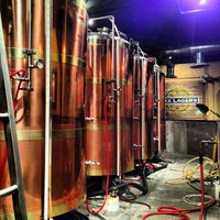Photo taken at Max Lager's Wood-Fired Grill & Brewery by Andrey S. on 6/3/2013