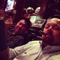 Photo taken at Bo's Cigar Lounge by Christian v. on 11/8/2012