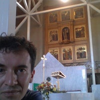Photo taken at Catedral De Valdivia by Sebastián S. on 2/13/2014