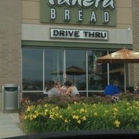 Photo taken at Panera Bread by Erin M. on 6/21/2013