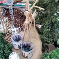Photo taken at Beverly's Fabric & Crafts by Jennifer F. on 12/1/2013