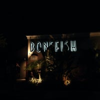 Photo taken at Bonefish Grill by Calvin F. on 9/29/2013